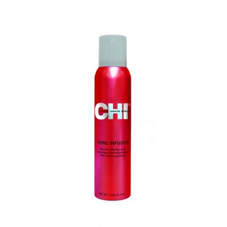 Spray CHI Shine Infusion 150gr de Farouk Chi Biosilk