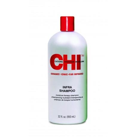 Shampooing CHI Infra Shampoo 955 ml de farouk Chi Biosilk