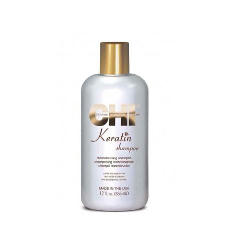 CHI Keratin Shampoo 355ml de farouk Chi Biosilk
