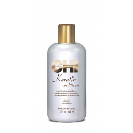 CHI Keratin Conditioner 355ml de Farouk Chi Biosilk