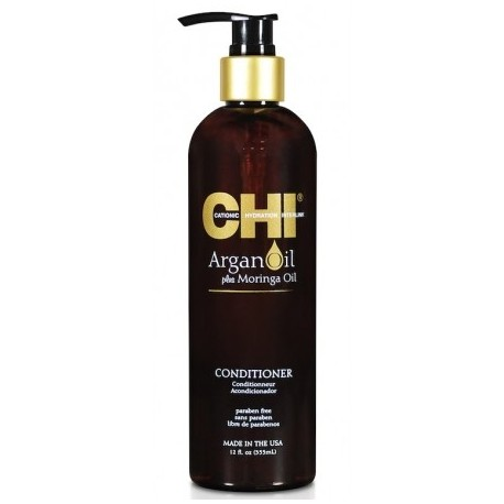 CONDITIONNEUR CHI ARGAN OIL PLUS MORINGA OIL CONDITIONER DE FAROUK SYSTEMS