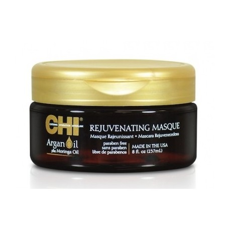 MASQUE CHI ARGAN OIL PLUS MORINGA OIL REJUVENATING MASQUE 237ML DE FAROUK SYSTEMS