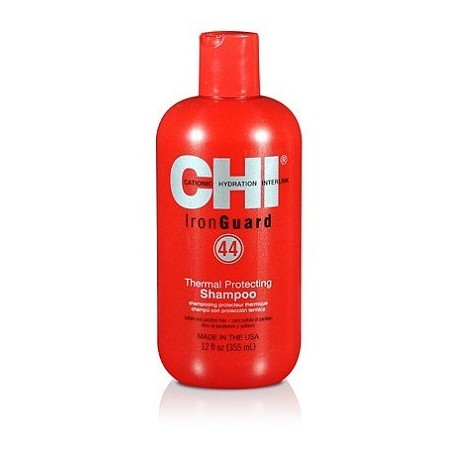 SHAMPOOING CHI 44 IRON GUARD THERMAL PROTECTING SHAMPOO DE FAROUK SYSTEMS
