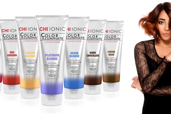 CHI Ionic Color Illuminate : le soin colorant