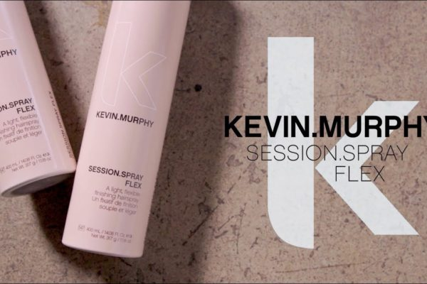 Nouveauté : Session Spray Flex – Kevin.Murphy